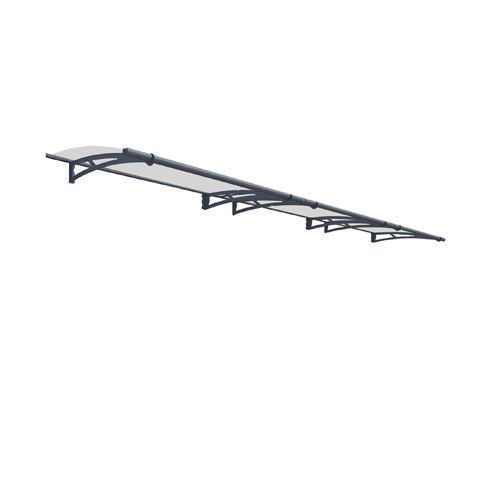 Aquila 4500 Awning - Clear