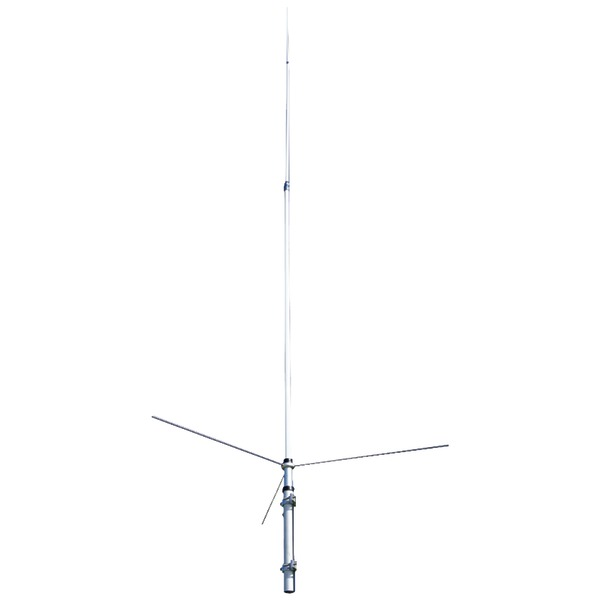 Tram 1481 Amateur Dual-Band Base Antenna with 17ft Base Antenna, 8dBd 144MHz/11dBd 440