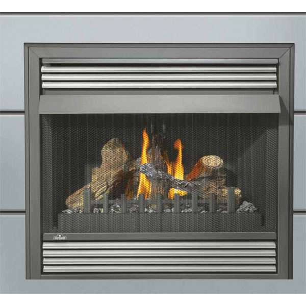 GVF36N Napoleon Vent-Free Gas Fireplace, Zero Clearance, Natural Gas
