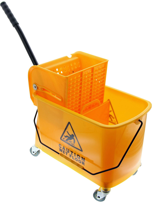 24QSPW 24Q BUCKET WITH WRINGER